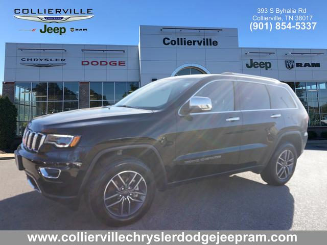 Certified Pre-Owned 2019 Jeep Grand Cherokee LIMITED 4X4
