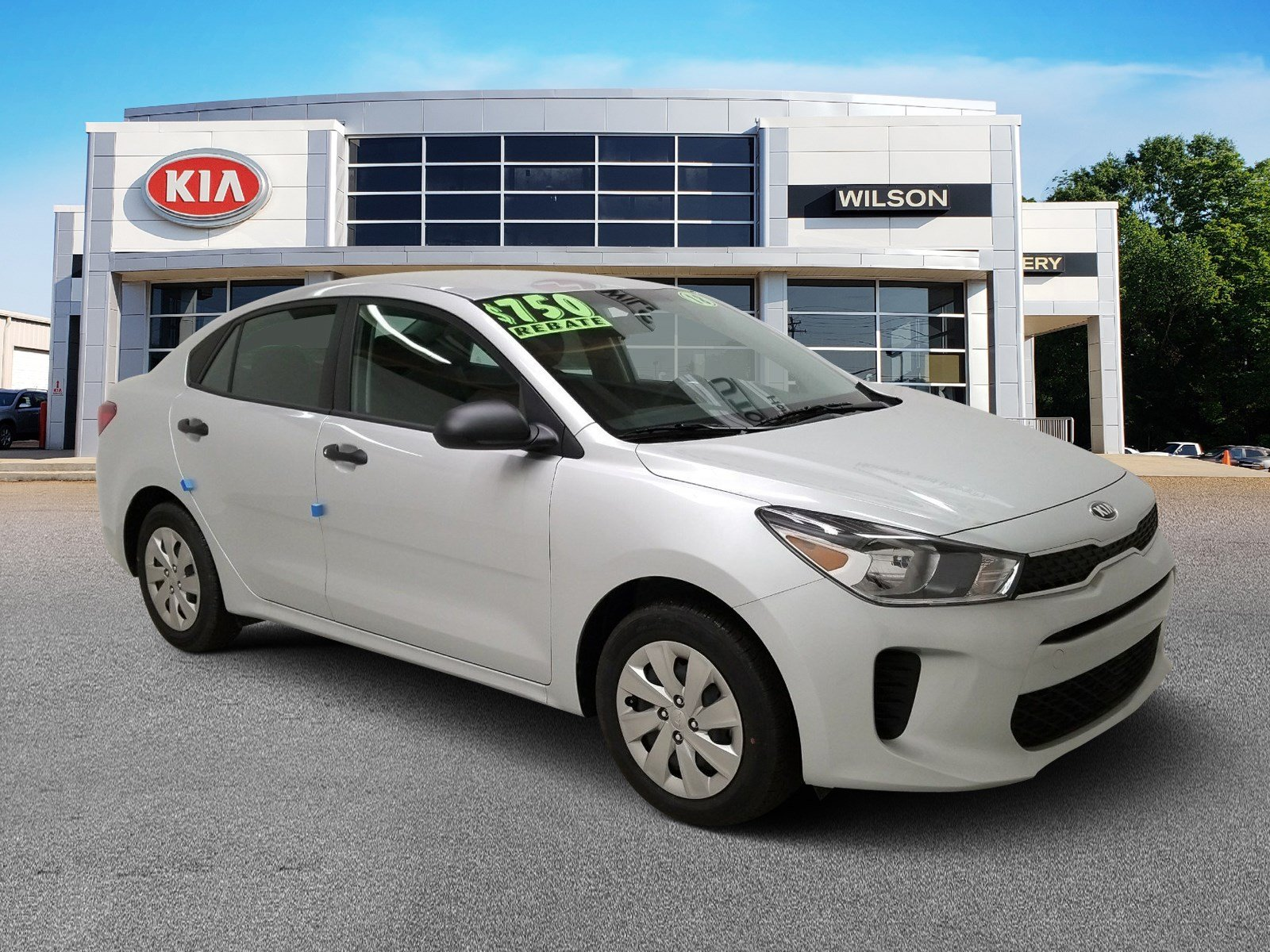 Beautiful 2015 Kia Rio Lx Sedan