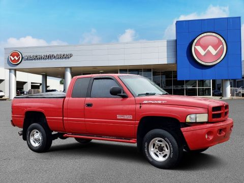 Pre-Owned 2001 Dodge Ram 2500