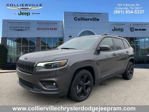 Pre-Owned 2019 Jeep Cherokee Altitude