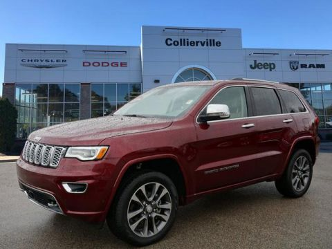 Certified Pre-Owned 2018 Jeep Grand Cherokee HIGH ALTITUDE 4X4