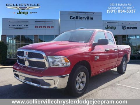 Certified Pre-Owned 2019 RAM Ram Pickup 1500 Classic TRADESMAN 4X2 QUAD CAB 6
