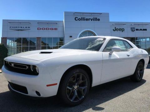 New 2018 Dodge Challenger SXT PLUS RWD