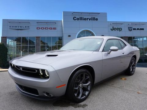 Certified Pre-Owned 2018 Dodge Challenger SXT RWD