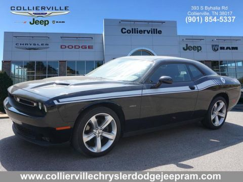 Certified Pre-Owned 2017 Dodge Challenger R/T COUPE
