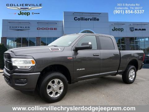 Certified Pre-Owned 2019 RAM 2500 BIG HORN 4X4 CREW CAB 64
