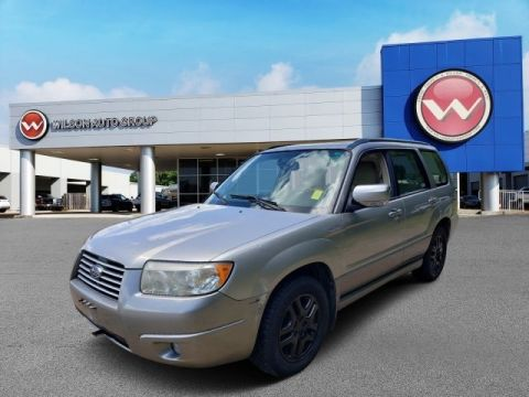 Pre-Owned 2006 Subaru Forester 2.5X